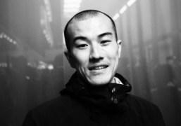 Daisuke Yokota, winner of the emerging photographer award at Photo London, at…