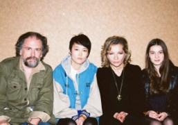 Simon Liberati, Rinko Kikuchi, Eva Ionesco, and Anamaria Vartolomei at the My…