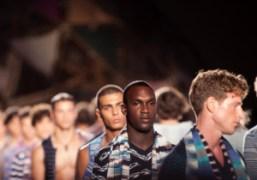 Missoni Men's S/S 2015 show, Milan