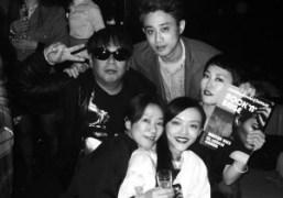 Kaoru Sasaki, Ako Tanaka, Chikashi Suzuki, Rila Fukushima and Rinko Kikuchi at…