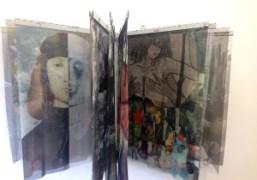"Jon Rafman's ""A Man Digging"" show at the Seventeen Gallery, London"