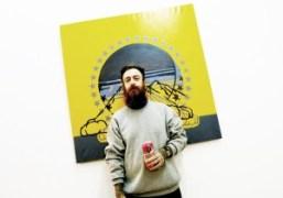 "Daniel Albrigo ""New Works"" opening tonight from 7pm at Three Kings Studio,..."