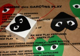 Comme des Garcons launch three new Play perfumes