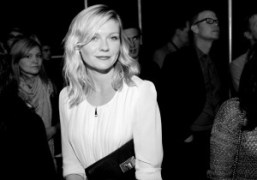 Kirsten Dunst atHedi Slimane's California Song opening night, the first West Coast…