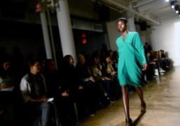 ZERO + MARIA CORNEJO F/W 2012 SHOW, NEW YORK