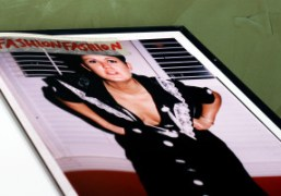 """K8 Hardy """"Fashion Fashion 2002-2006"""" Zine launch at the Higher Pictures Gallery,..."""