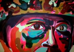 """Jules de Balincourt's """"Parallel Universe"""" exhibition at Collezione Maramotti, Reggio Emilia"""
