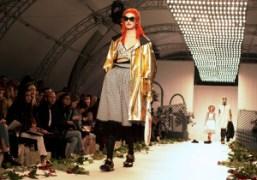 Meadham Kirchhoff S/S 2014 show, London