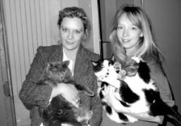 Pauline Delassus and Aurélie Raya from the best French weekly news magazineParis…