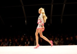 Moschino S/S 2015 show, Milan