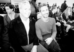 Robert DuffyandMarc Jacobsat theMarc by Marc Jacobs New York Fashion WeekF/W 2014,…