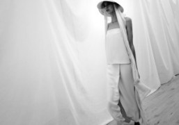 One look fromThe RowS/S 2014 Show, New York.