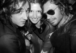 Daniele Cavalli, Margherita Chiarva, and Olivier Zahm at the Hotel Principe di…