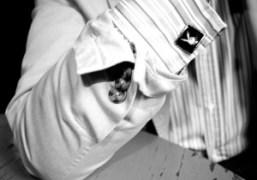 Glenn O'Brien's original Playboy cufflinks, given to him by Richard Prince, New…