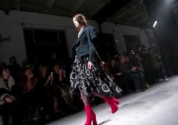 Vivienne Westwood F/W 2013 show, Paris