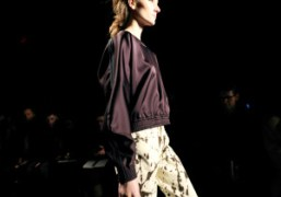 One look fromRag & Boneat New York Fashion WeekF/W 2014, New York.