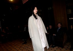 Hermès F/W 2013 show, Paris