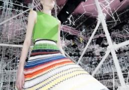 Dior Haute Couture S/S 2015 show at Musée Rodin, Paris