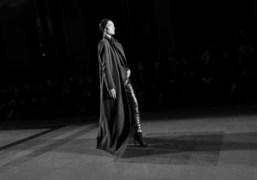 HAIDER ACKERMANN F/W 2014 SHOW at Theatre National de Chaillot, Paris