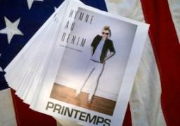 Printemps Magazine shot by Olivier Zahm
