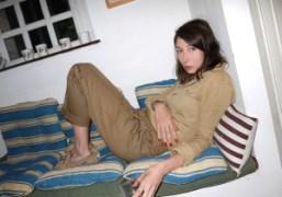 Camille Bidault Waddington at her summer house, Rabastens, South West of France….