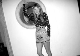 Anna Dello Russo after the VersusSpring / Summer 2012 show, Milan. Photo…