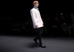 Gucci men's F/W 2013 show, Milan