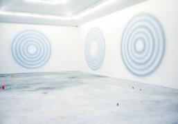 'Ugo Rondinone's 'Pure Moonlight' at Almine Rech's new gallery location, Paris