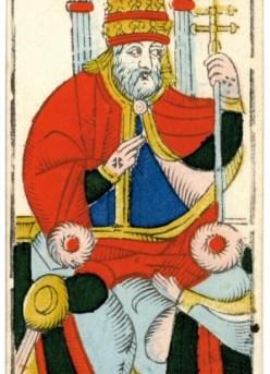 Origins of the Tarot of Marseille