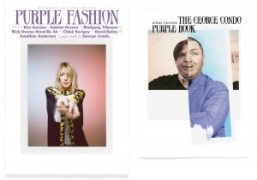 Purple Fashion magazine issue #23 is out now in france and available...