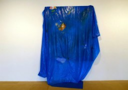 A work from 2008 by David Hammons included in theLoveless group exhibition…