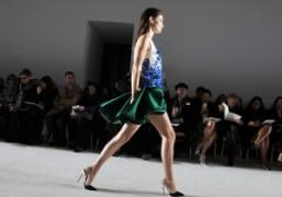 Giambattista Valli Haute Couture S/S 2014 at Lycée Henri IV, Paris
