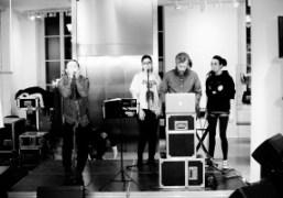 Vanités performance at Colette, Paris