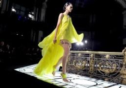 Atelier Versace couture S/S 2013 show, Paris
