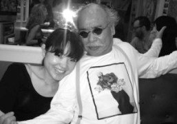 Two lovers, Kaori and Nobuyoshi at Araki's favorite karaoke bar. He usually…