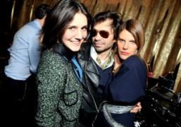 Bulgari and Purple party (Part II) at the Bulgari Hotel, Milan