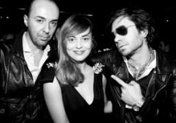Bulgari and Purple party (Part I) at the Bulgari Hotel, Milan