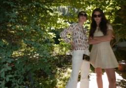 Camille Bidault Waddington and Natacha Ramsay Levi, Rabastens, South West of France….