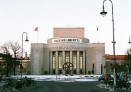 Fucking Liberty, Volksbühne, Berlin. Photo Maxime Ballesteros