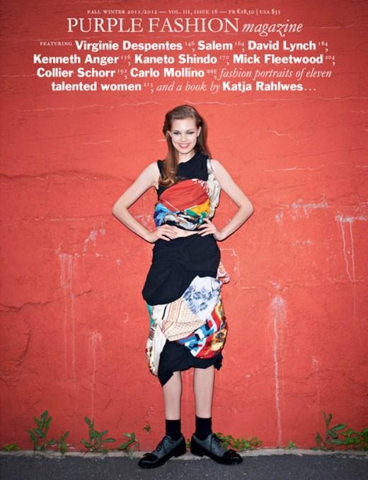 F/W 2011 issue 16