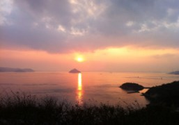 From Naoshima island with love. Photo Gaia Repossi and Jeremy Everett