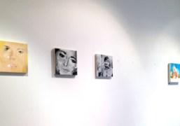 Simon Gary Milner's portraits of Lindsay Lohan, Michael Adebolajo and Karley Sciortinoon…