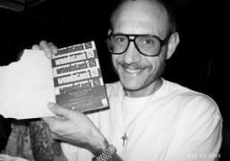 Terry Richardson's birthday at Mr Chow, New York. Photo Olivier Zahm