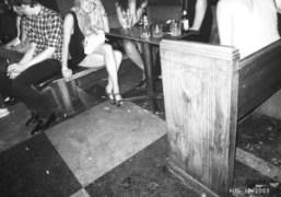 Lindsay Lohan at Lit, New York. Photo Olivier Zahm