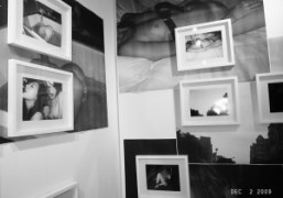 My first photo exhibition, at Half Gallery, december 1/january 2, 2010 New…