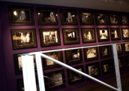 Purple Diary exhibition with Olivier Zahm night pictures, at Colette, Paris