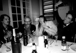 Elie Top, Thomas Lenthal, Victoire de Castellane and Vincent Darre at the…
