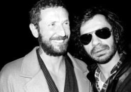 Stefano Pilati and Olivier Zahm, at Le Bain, Standard Hotel, New York….