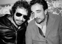 Olivier Zahm and Olivier Sarkozy, Paris. Photo Olivier Zahm