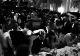 PURPLE DINNER AND PARTY WITH Z SPOKE BY ZAC POSEN at mr...